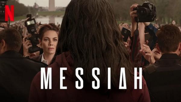 Wie is toch deze? Netflix' Messiah (no spoilers)